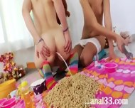 Whipped Cream In Their Deep Anuses - scene 2