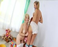 Whipped Cream In Their Deep Anuses - scene 6