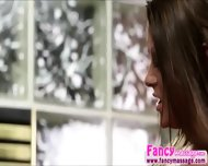 Beautiful And Blonde Abby Cross Relieves Amanda Tates Stress - scene 10