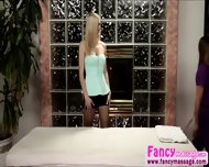 Beautiful And Blonde Abby Cross Relieves Amanda Tates Stress - scene 3