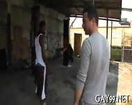Hq Interracial Gay Action - scene 3