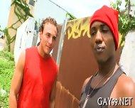 Muscle Black Gay Fucked - scene 7