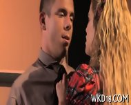 Man Kisses Sexual Girlie - scene 1