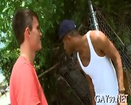 Great Gay Interracial Fun - scene 1