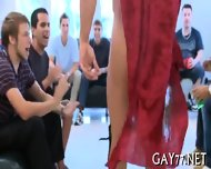 Boys Take Turns Sucking Cock - scene 12