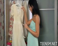 Sensual Sex Game Of Nice Teen - scene 1