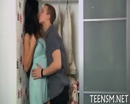 Sensual Sex Game Of Nice Teen - scene 3