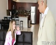 Hot Asian Chick Endures Banging - scene 12