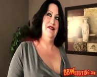 Mature Bbw Gets A Bit Naughty - scene 4