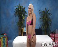 Babe Banged In A Massage Room - scene 4