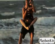 Badass Hot Babes Try Out Kite Boarding And Jiu Jitsu - scene 5