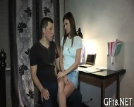 Erotic Beaver Sharing - scene 6