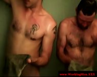 Straight Homeless Bastards Going Gay For Pay - scene 12