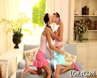 Three Babes Are Caressing - scene 4