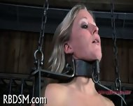 Whipping A Naughty Worthless Babe - scene 6