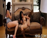 Explosive Threesome Pleasuring - scene 5