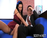 Doggystyle Humping With Tutor - scene 10