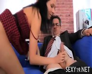 Doggystyle Humping With Tutor - scene 12