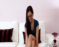 Naughty Fornication With Hot Couple - scene 3