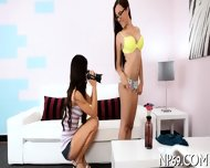 Naughty Fornication With Hot Couple - scene 7