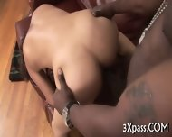 Threesome Interracial Sex - scene 10