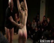 Thrashing A Naughty Slave - scene 8
