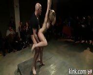 Thrashing A Naughty Slave - scene 3