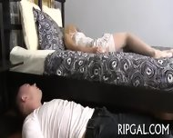 Anal Of Chick Is Pounded - scene 5