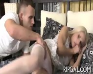 Anal Of Chick Is Pounded - scene 7