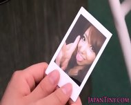 Petite Japanese Schoolgirls Love Threeway - scene 1