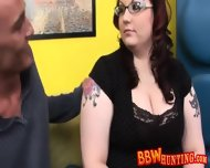 Kinky Plumper Sucks Bbw Expert - scene 6
