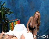 Masseuse Enjoys Cock Insertion - scene 5