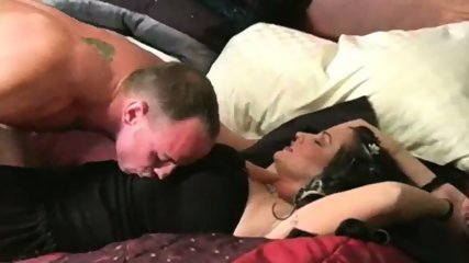 Trinity Morgana tied up and fucked hard - scene 1