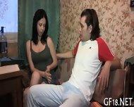 Sharing Babes Exquisite Twat - scene 4