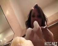 One Dildo For Two Girls - scene 5
