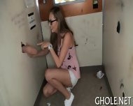 Naughty Pecker Pleasuring - scene 6