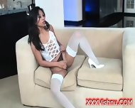 Young Supple Indian Princess - scene 11