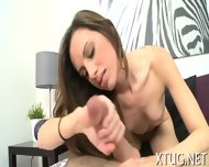 Blowjob Full Of Burning Passion - scene 9