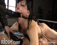Sucking A Hard Toy Pecker - scene 10