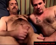 Real Straight Amateur Bear Gets A Facial - scene 10