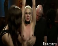 Racy Gangbang Punishment - scene 4