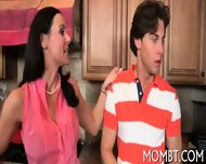 Mouth-watering Threesome - scene 7