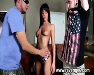 Lover Punished Her Naive Partner - scene 8