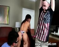 Lover Punished Her Naive Partner - scene 9