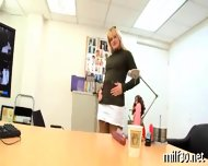 Lusty And Wild Blowjob Spell - scene 2