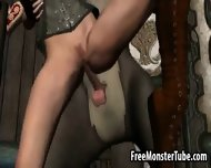 3d Red Riding Hood Get Fucked By The Big Bad Wolf - scene 8