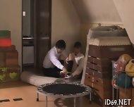 Stimulating Wax Punishment - scene 3