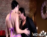 Gal Performs Rodeo On Rod - scene 7