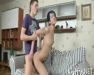 Taming A Pussy At The Kitchen - scene 10