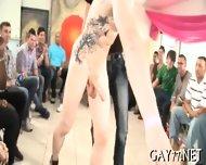 Sucking A Huge Stripper Cock - scene 7